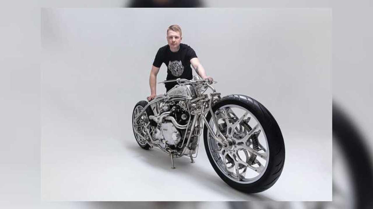 Zillers Garage Vincent-Based Custom