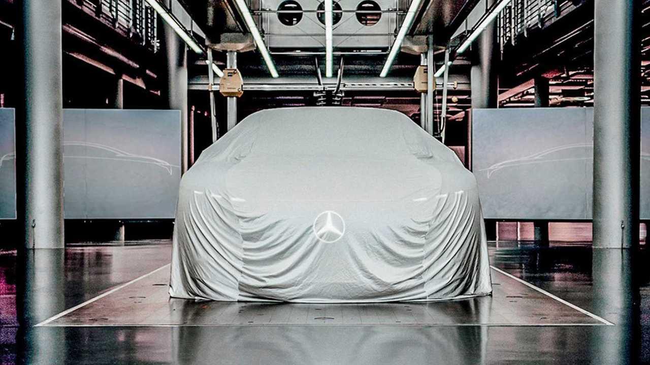Mercedes-Benz EQ Concept Teaser