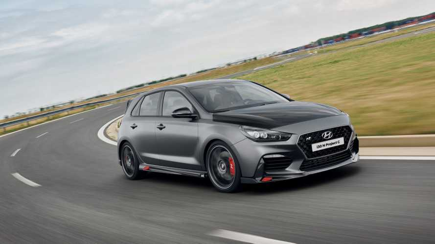Hyundai i30 N Project C - L'arme absolue
