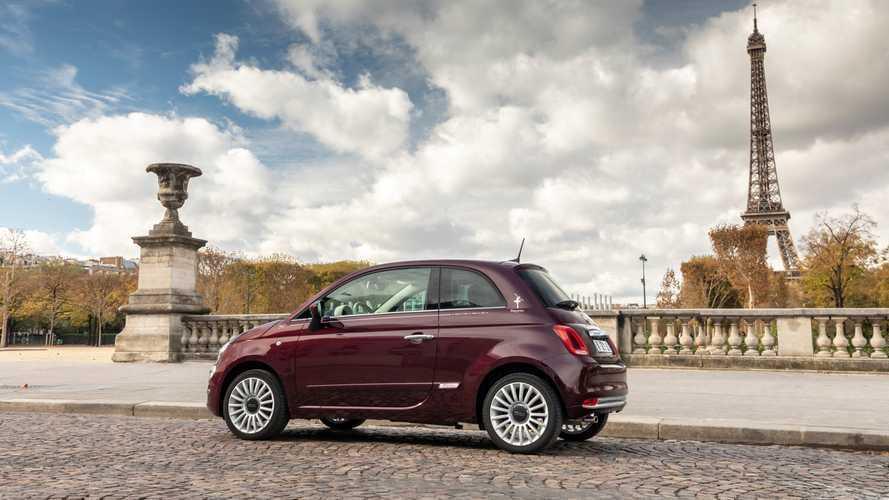 """La Fiat 500 joue les séductrices avec une nouvelle série """"Repetto"""""""