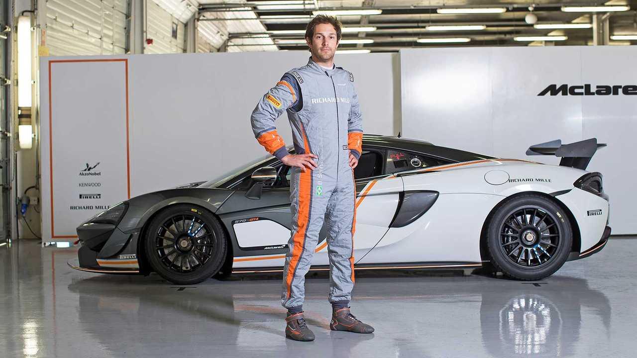 McLaren Lightweight Race Suit