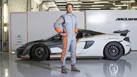 McLaren, Sparco Develop Lightest FIA-Certified Race Suit