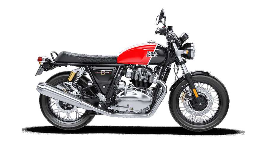 Royal Enfield Interceptor 650 Is U.K.'s Top-Selling Bike In June