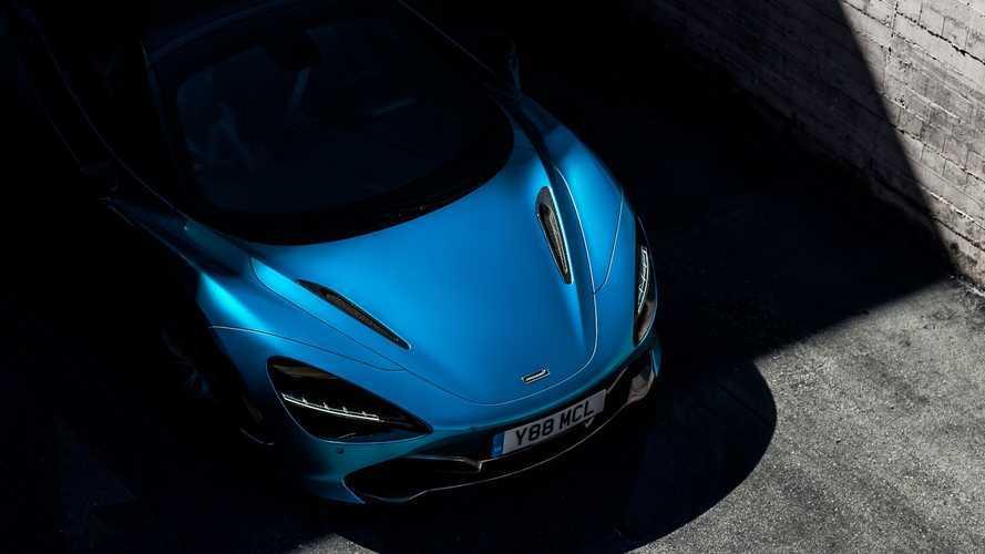 McLaren présentera la 720S Spider le 8 décembre prochain