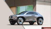 Dieser Baby-Benz würde gut in die EQ-Palette passen