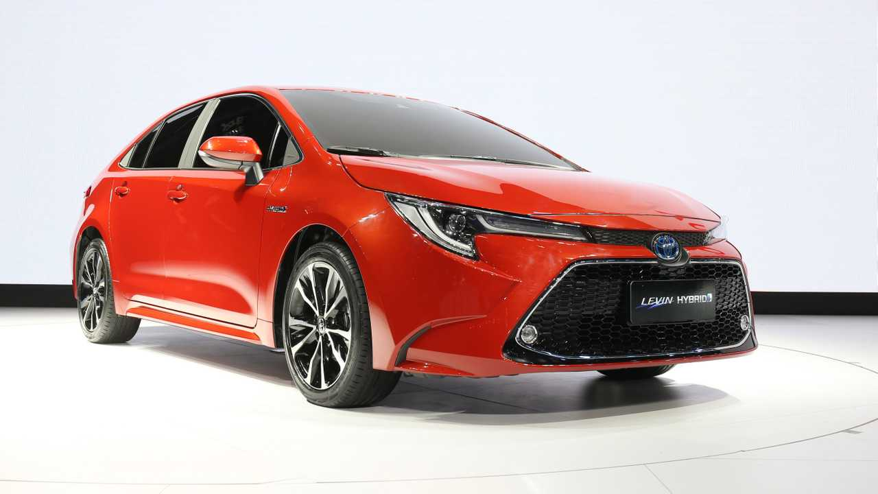 2020 Toyota Corolla Revealed More Style More Power More Safety
