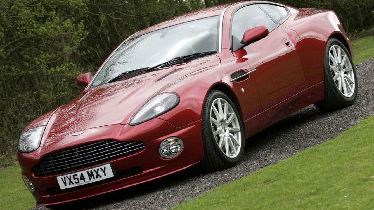Wcf Test Drive Aston Martin Vanquish S 142807