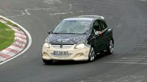 New Opel Corsa OPC Spy Photos