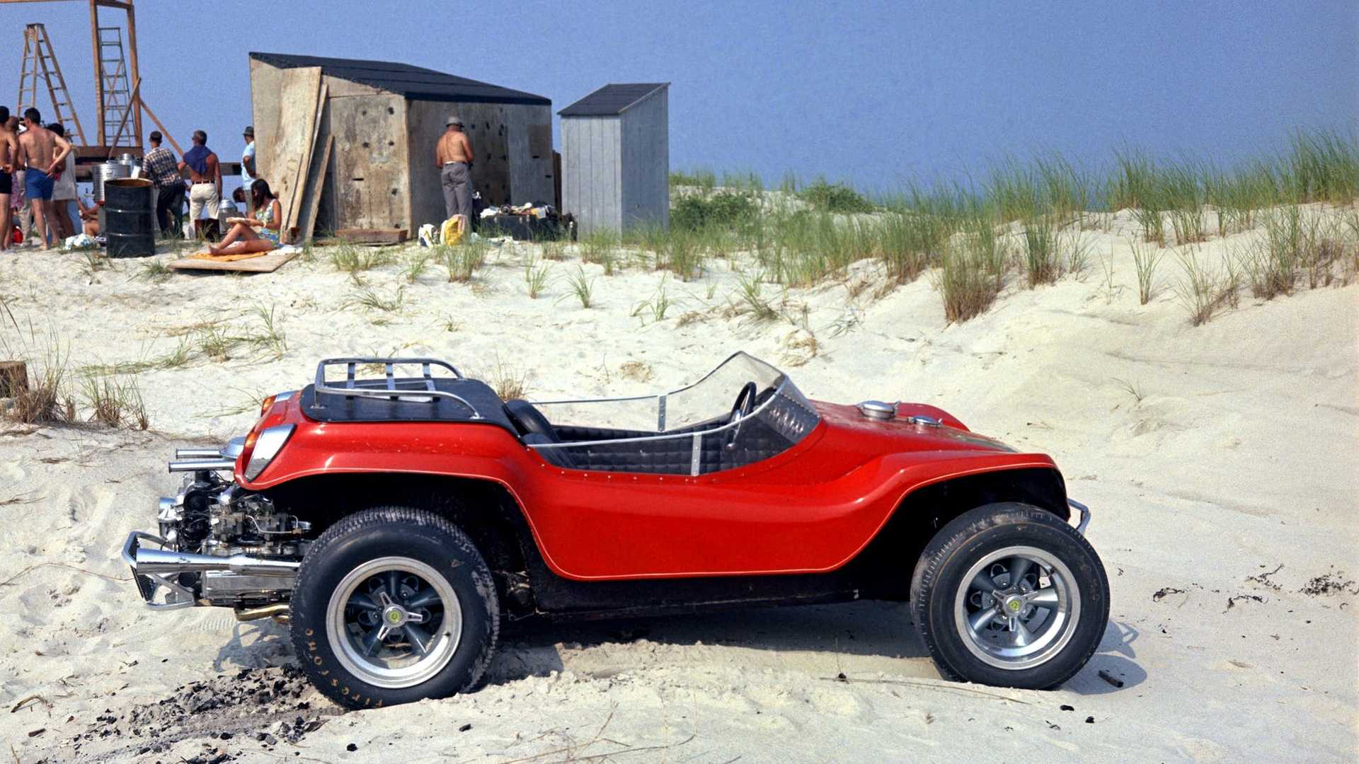 Steve McQueen's 'Thomas Crown Affair' Dune Buggy Goes To