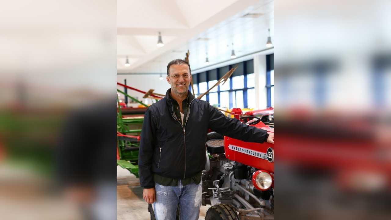 Vural Ak Traktör Müzesi