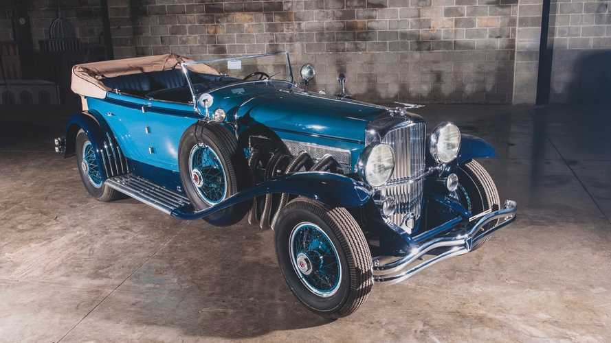 Is This The World's Most Beautiful Duesenberg Model J?