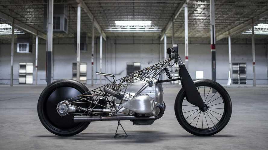 """BMW """"The Revival Birdcage"""" Motorrad"""