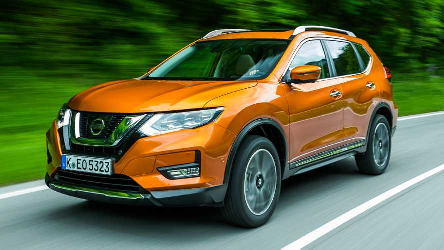 Nissan updates X-Trail family SUV with new engines