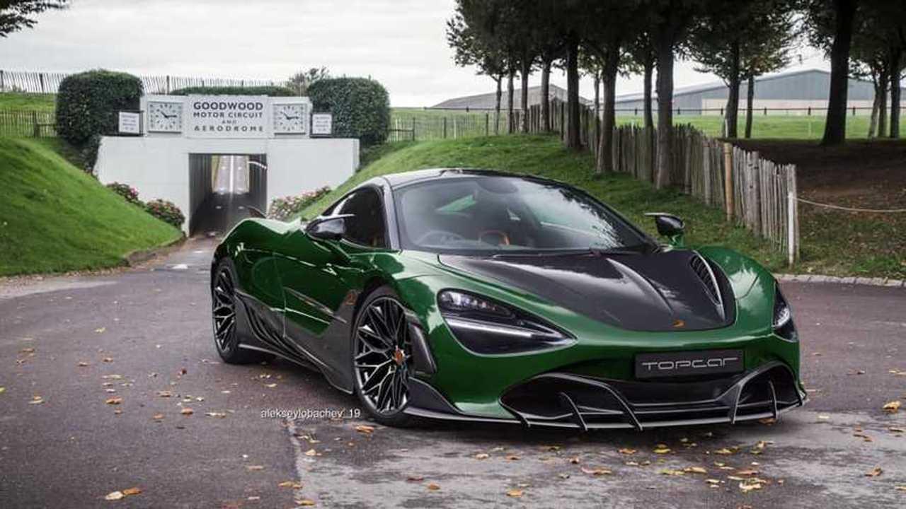 McLaren 720S Fury