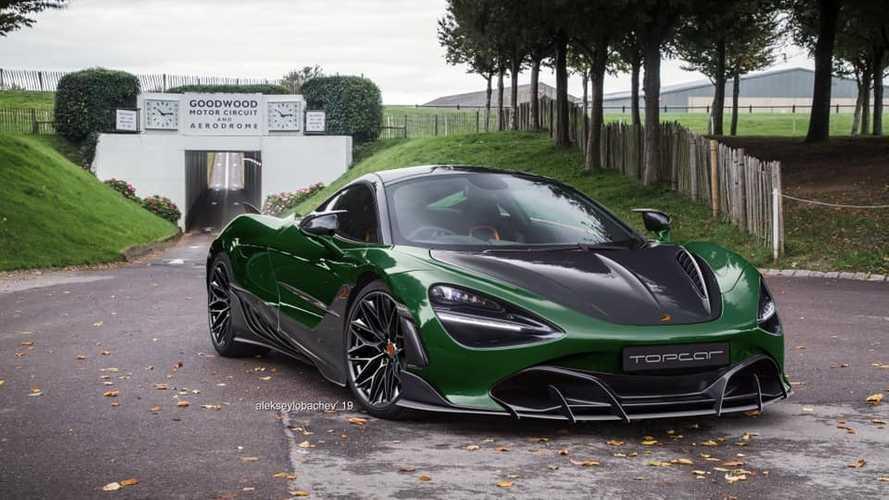 TopCar donne un aperçu de la McLaren 720S Fury