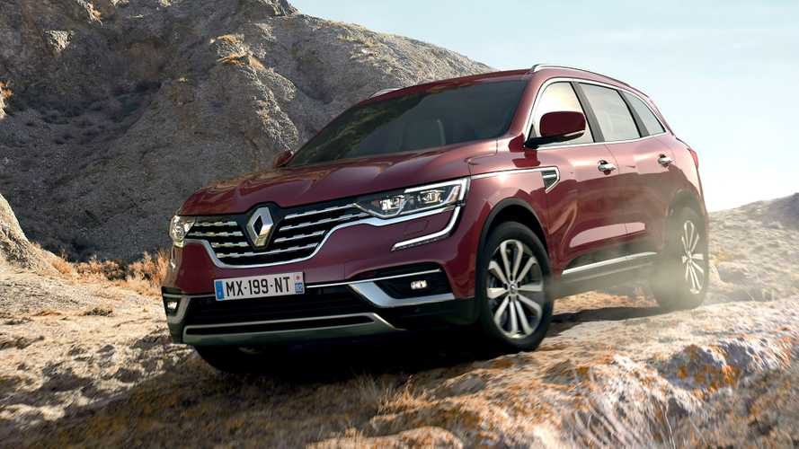 Renault Koleos Facelift (2019): Neue Optik und neue Diesel