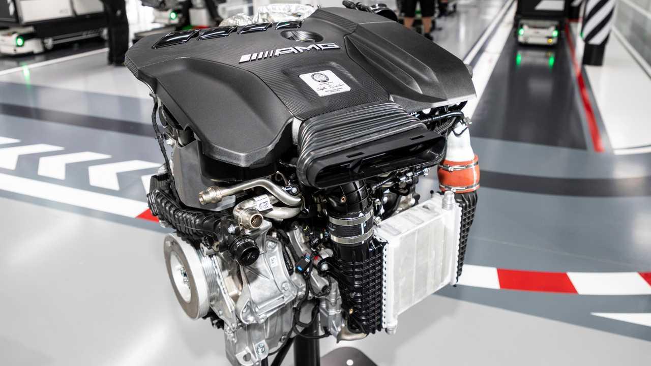 Mercedes-AMG Engine Lead