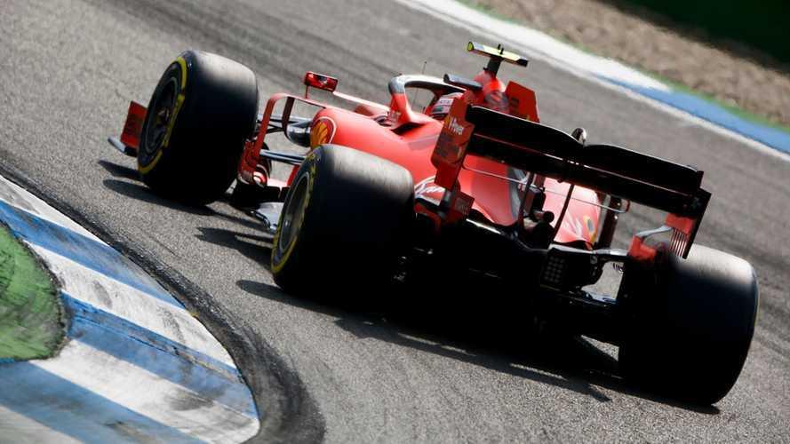 Ferrari: promosse parti nuove nel filming day di Monza!