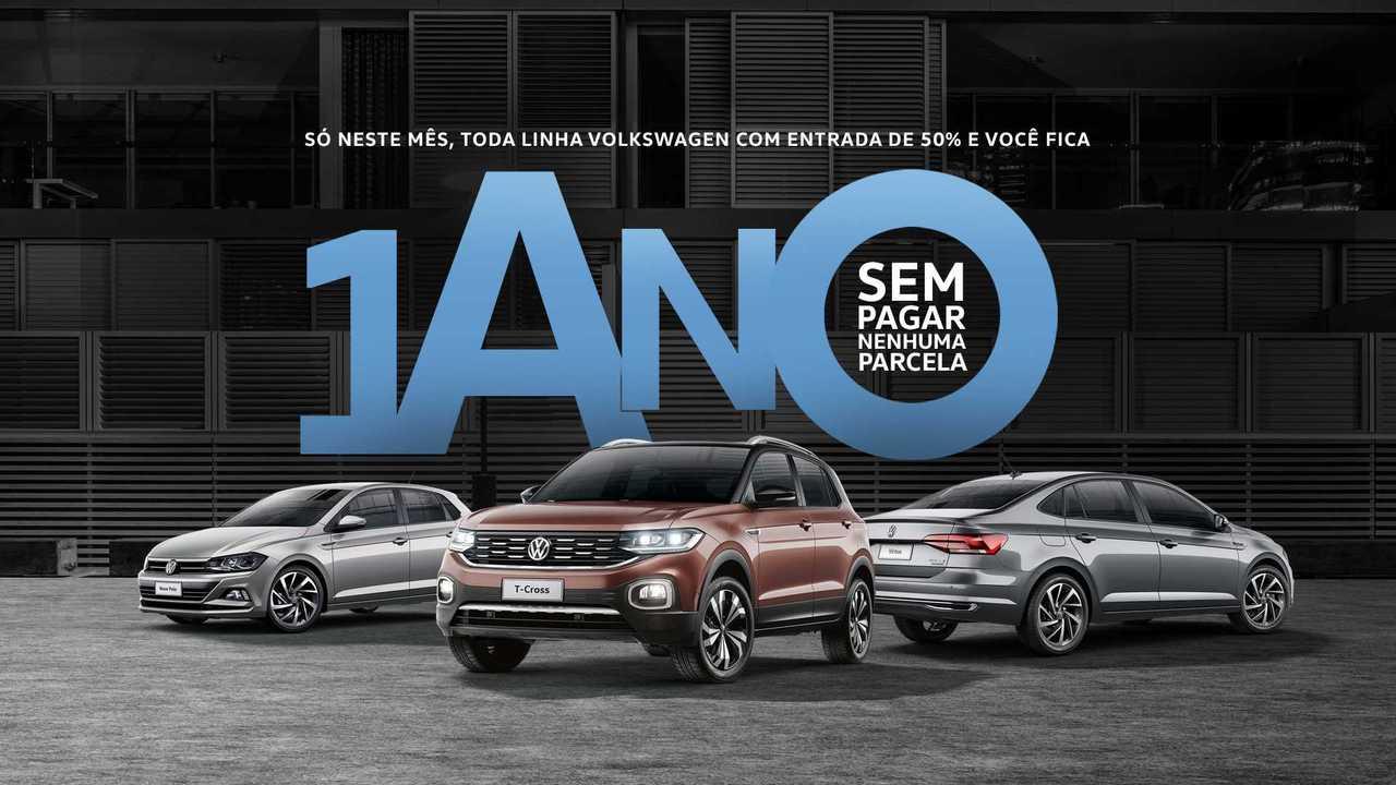 Volkswagen - Promoção em junho