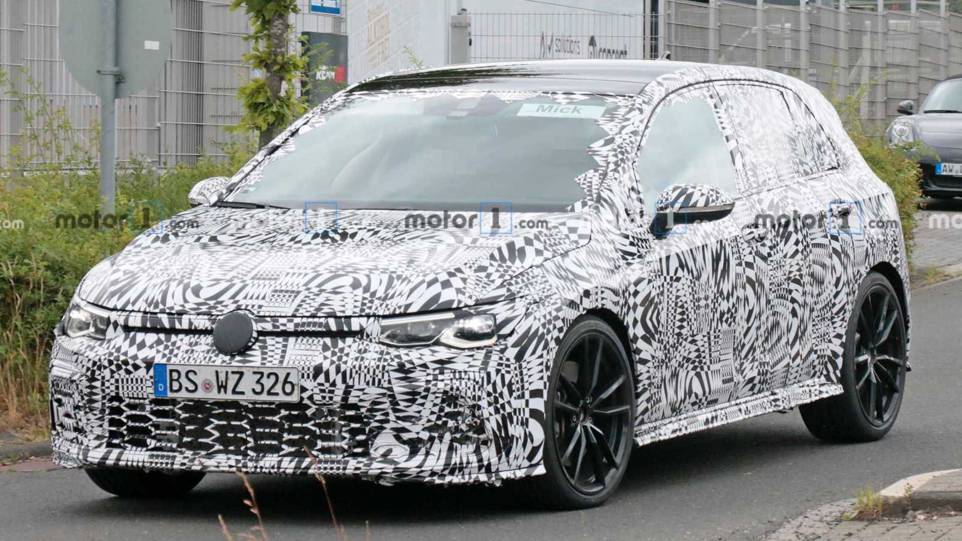 2020 Golf R Review.Vw Golf 8 Gti Gti Tcr Gtd R Officially Coming In 2020