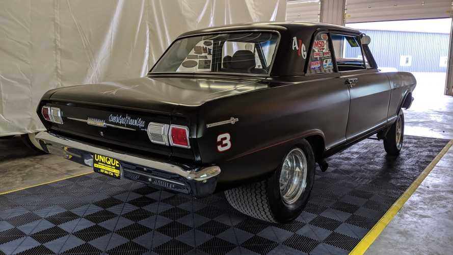 Take a Look at this Drag-Ready 1965 Chevrolet Nova