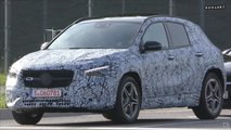 2020 mercedes gla spy video
