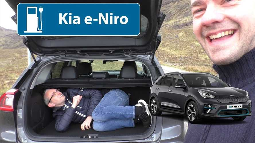 Kia Niro EV: Tops Hyundai Kona Electric, Destroys LEAF Plus - Video
