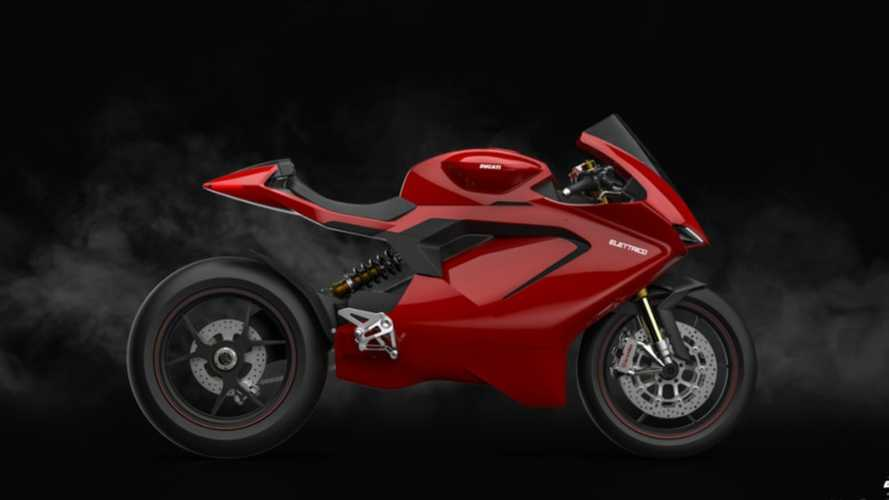 Electric Ducati? We're All Dying For It