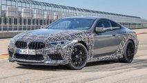 Neuer BMW M8 (2019) mit M-Modus angeteasert
