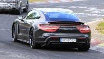 Porsche Taycan Spy Photos