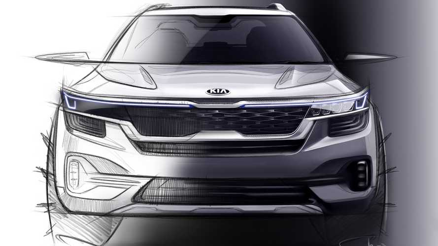 Kia sketches out new SUV tailored to millennials