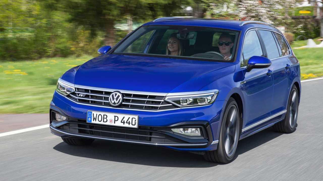 VW Passat Variant (2019) R-Line