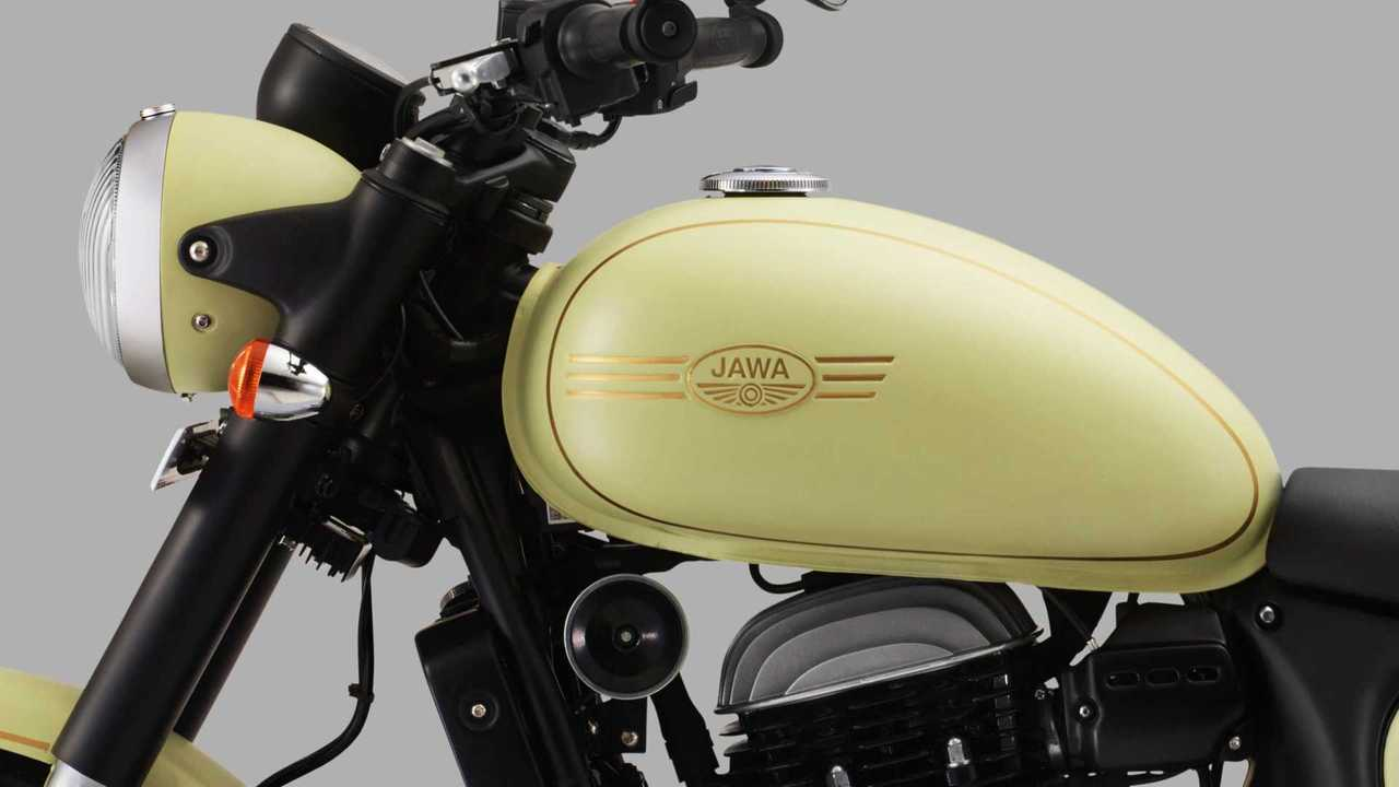 5 Awesome Bikes: Jawa 42
