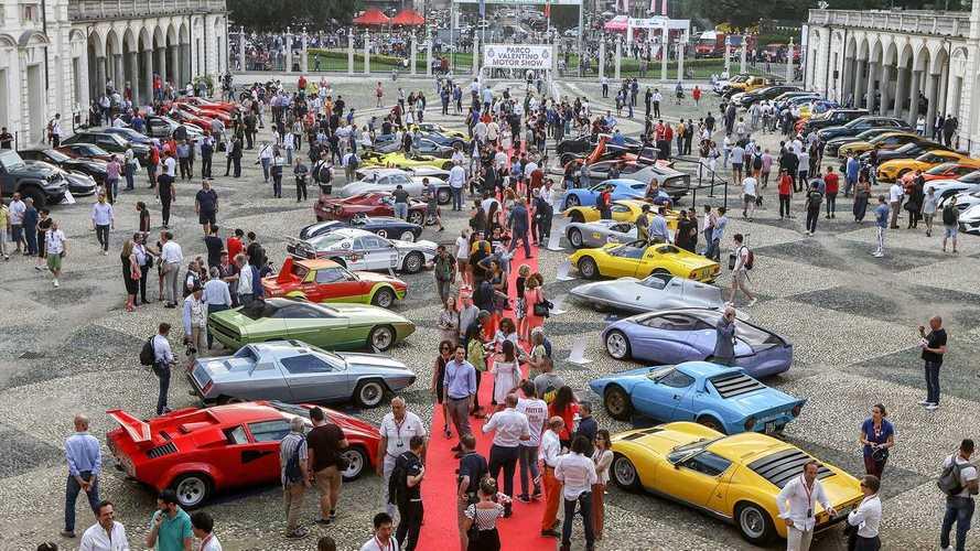 Parco Valentino è Milano Monza Open-Air Motor Show