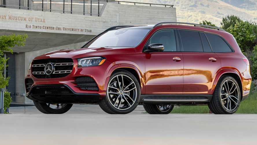 2020 Mercedes-Benz GLS: First Drive