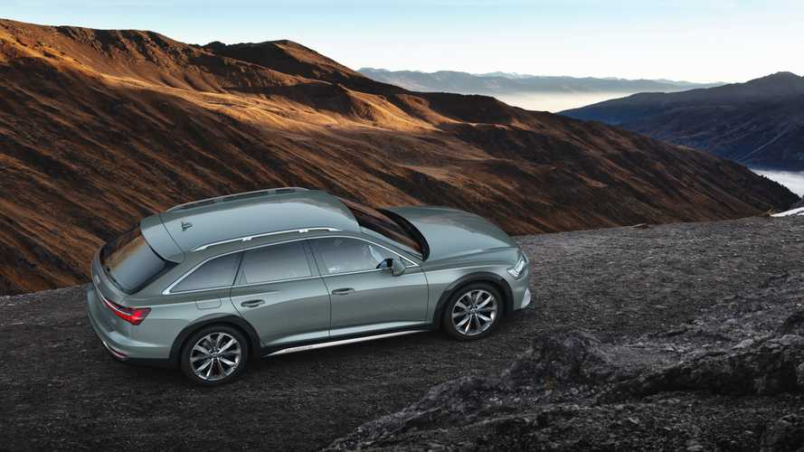 Новый Audi A6 allroad quattro стал доступен в России
