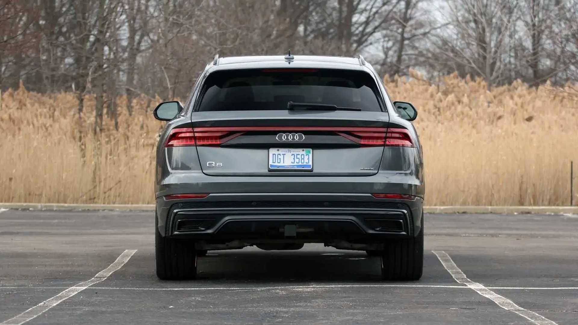 2019 Audi Q8 Review: Hangin' With Mr  Coupé