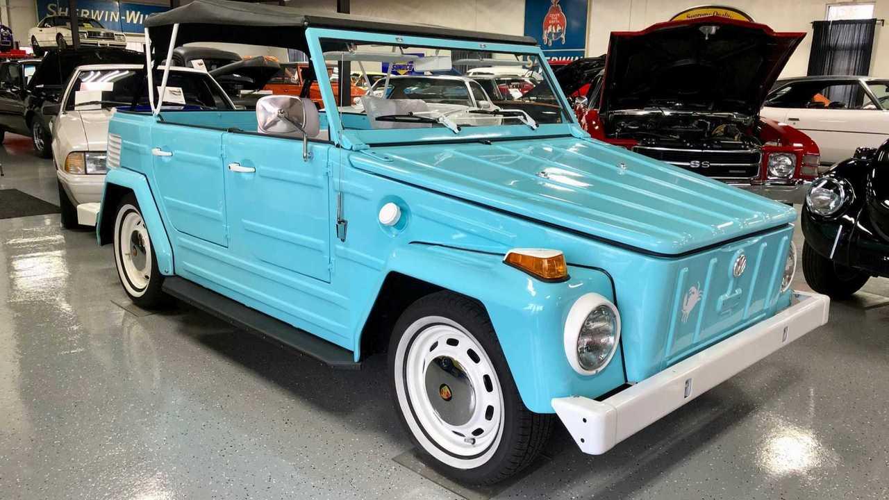 CFS: VW Thing Custom