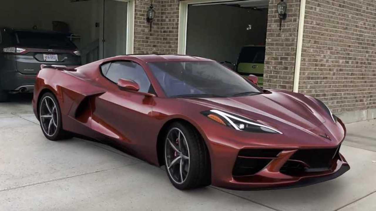 Mid-Engined Corvette 'Walkaround' Video Looks Like The ...