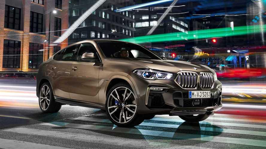 Nuova BMW X6, la prima SUV coupé ricomincia da tre