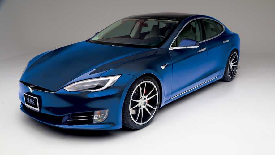 Tesla Model S P100D from Dream Giveaway