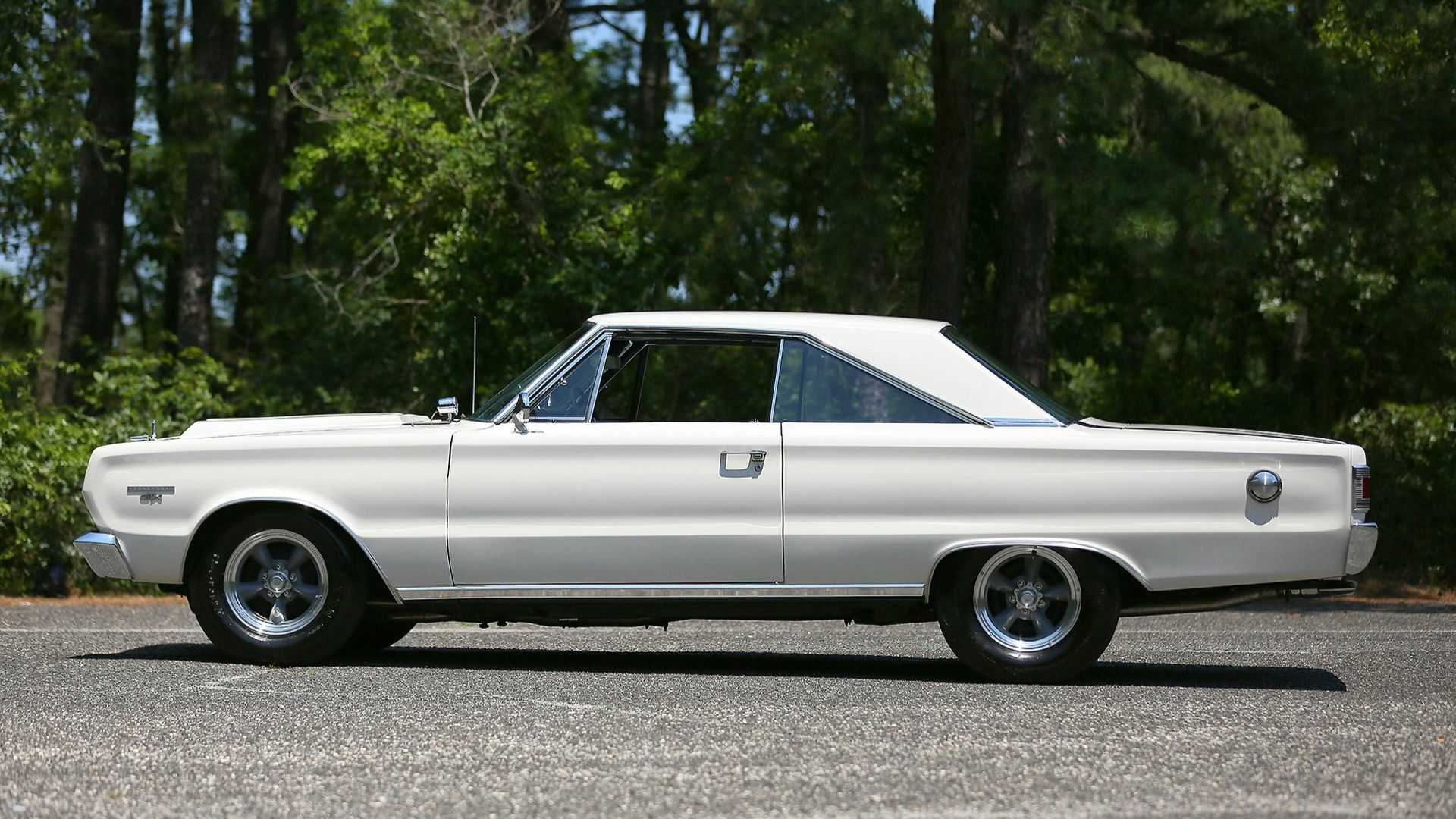"[""1967 Plymouth GTX With 426 Ramcharger Shows And Goes""]"