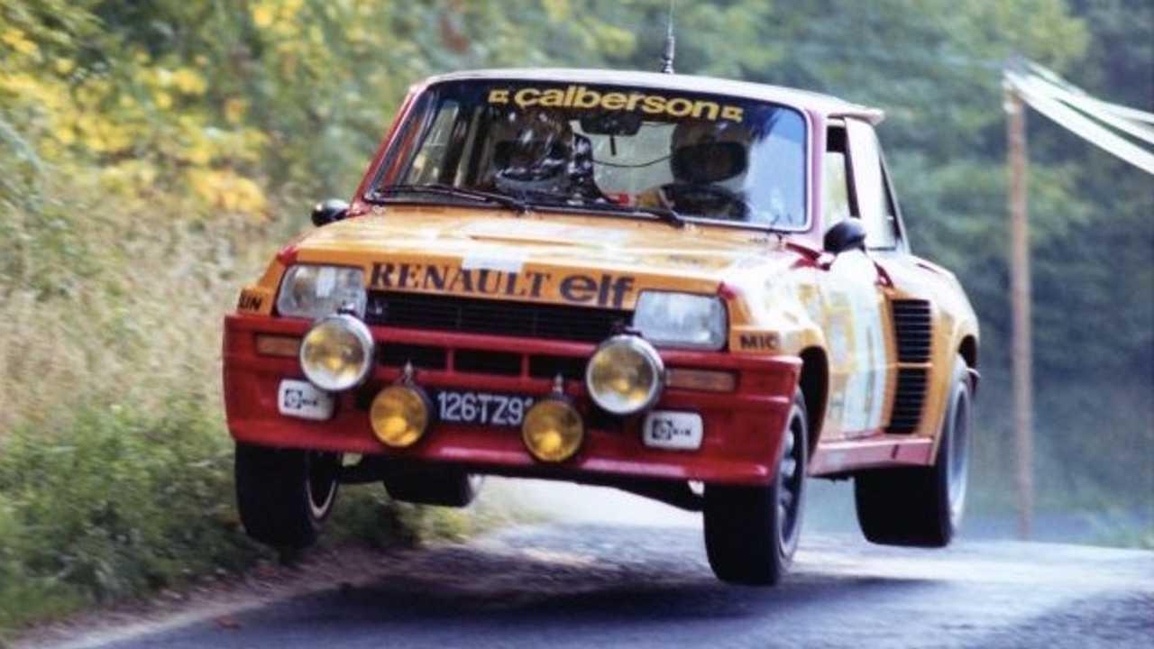 Renault 5 Turbo Group 4 Calberson (1980)