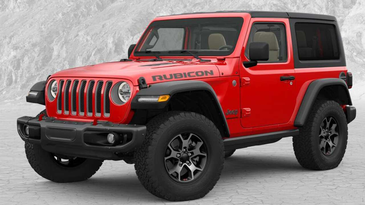 Chris Smith's Wrangler Rubicon - $46,555
