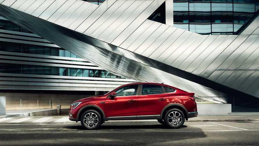 Renault Arkana взорвала российский рынок