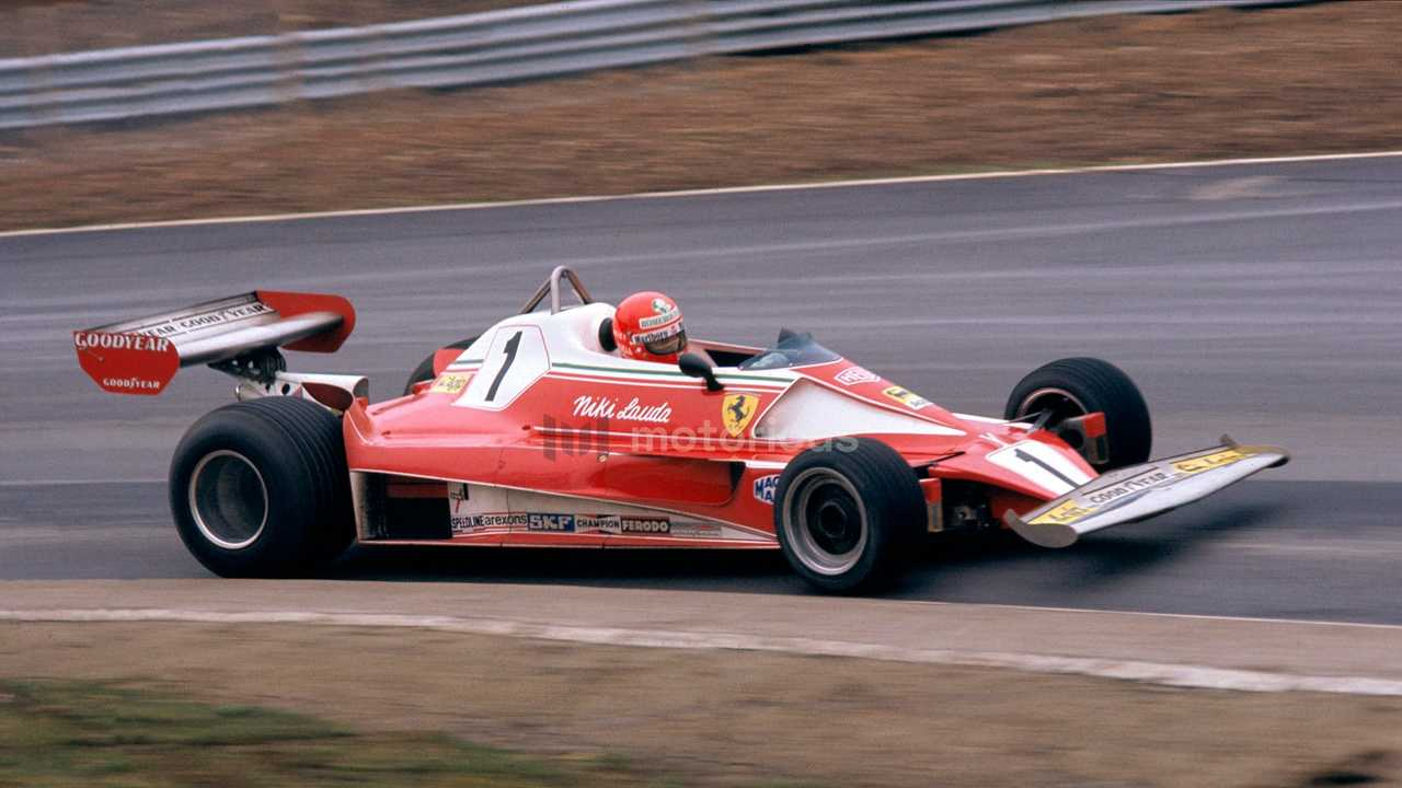 Niki Lauda Top 10 Cars