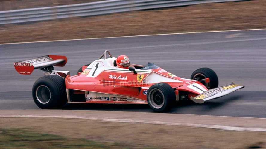 Niki Lauda's Top 10 Formula 1 Cars
