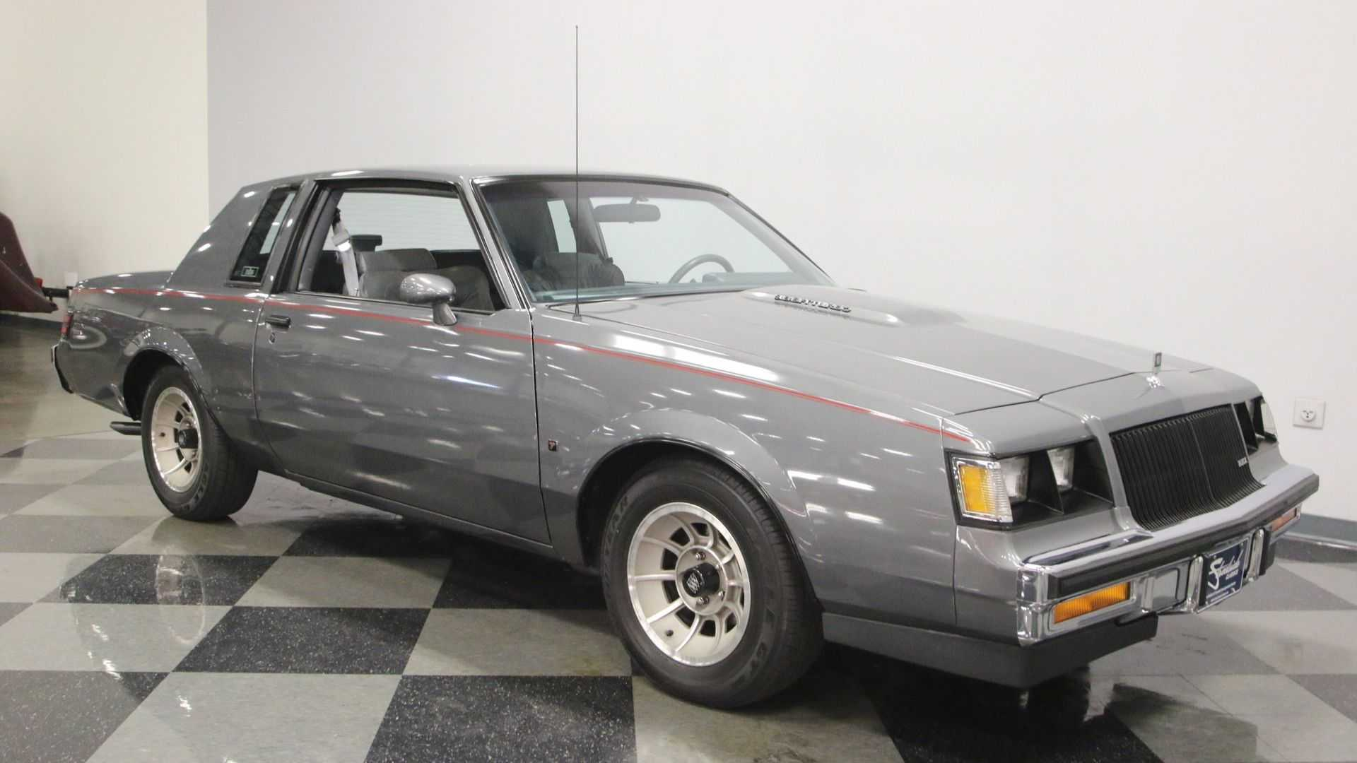 Buick Regal T Type >> Surprising People Would Be Easy In A 1987 Buick Regal