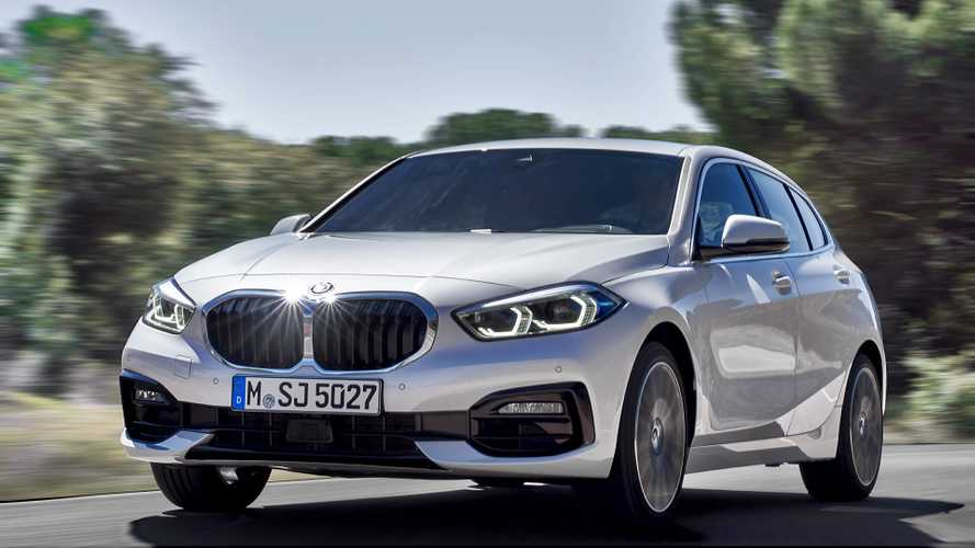 2020 BMW 1 Series full gallery