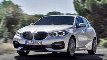 2020 BMW 1 Serisi geniş galeri